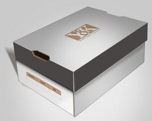 天地盖鞋盒