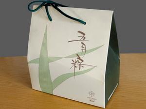 人字顶包装盒