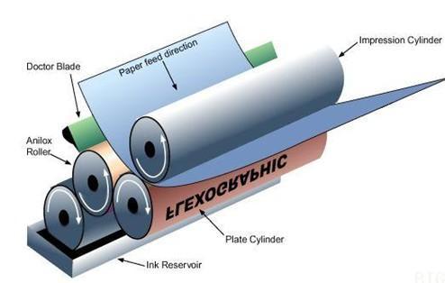 柔版印刷产品精细度的影响因素